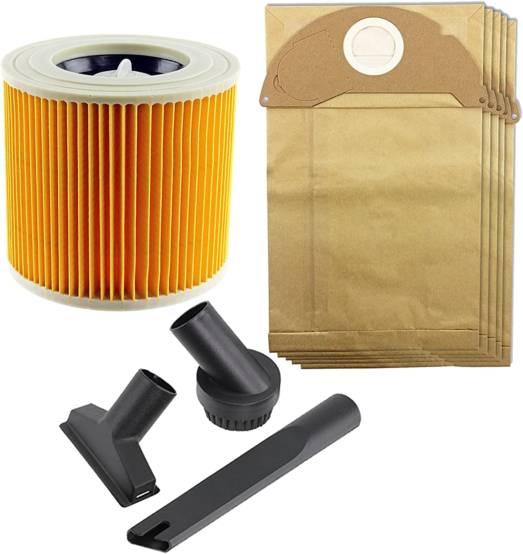 Spares2go Mini herramienta de limpieza boquilla y Kit de filtro y ...