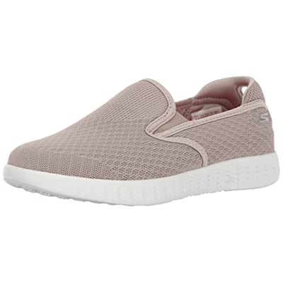 Skechers Performance Women's on-the-Go Glide-Moderate Walking Shoe, Taupe, 6 M US | Walking