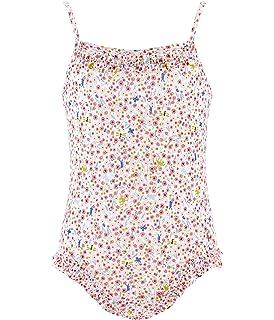 Petit Bateau Baby-M/ädchen Badeanzug Belinda
