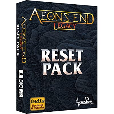 Indie Boards and Cards Aeon's End Legacy Reset Pack: Toys & Games