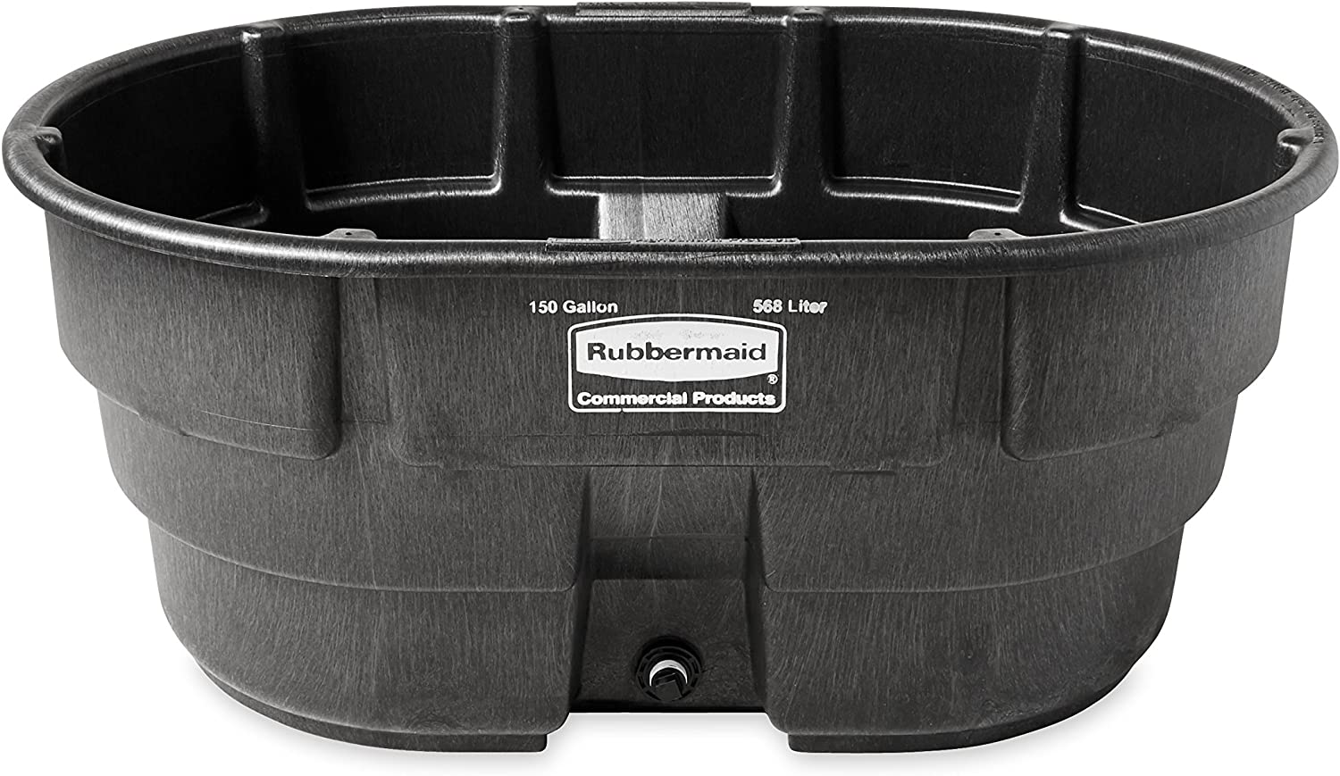Rubbermaid 3517 Combo Pack with 3526, 3529  |Rubbermaid Agricultural Products
