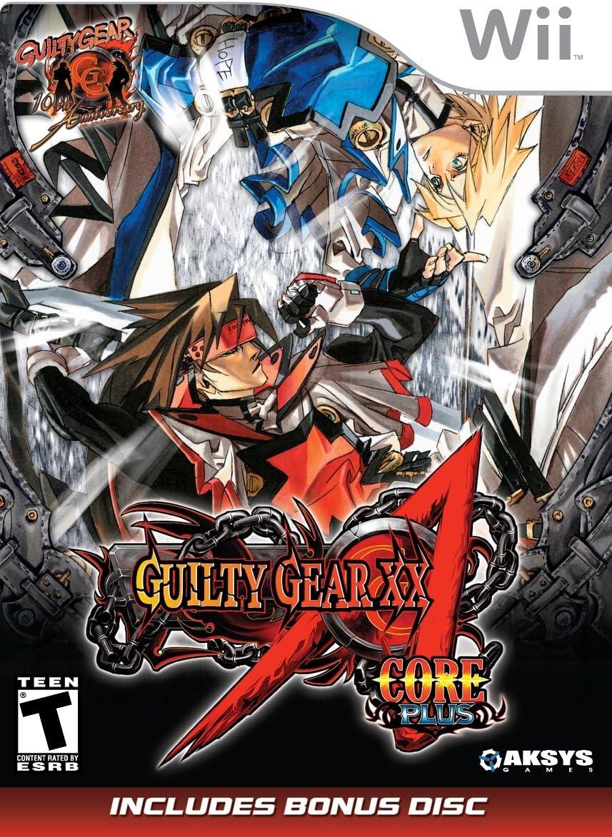 Guilty Gear Accent Core Plus