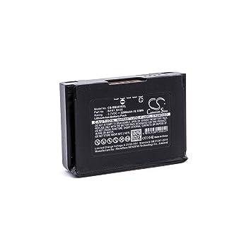vhbw Li-Ion batería 2200mAh (3.7V) para Auriculares inalámbricos Cascos Sennheiser Evolution