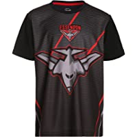 Essendon Bombers AFL Footy Youths Kids Sublimated Training Tee