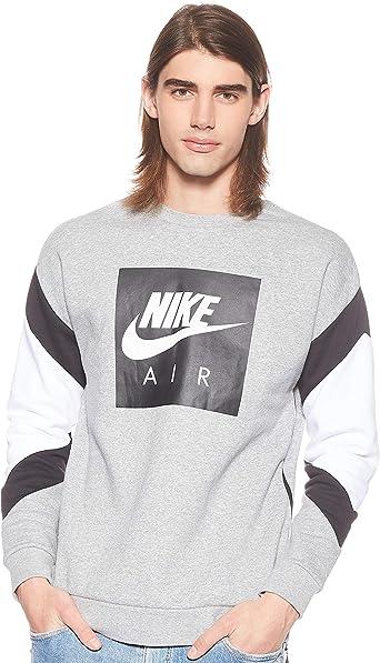 : Nike Mens M NSW AIR Crew FLC 928635 063_L DK