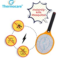 Thermocare Mosquito Killer bat Rechargeable Racket Assorted Multi Color