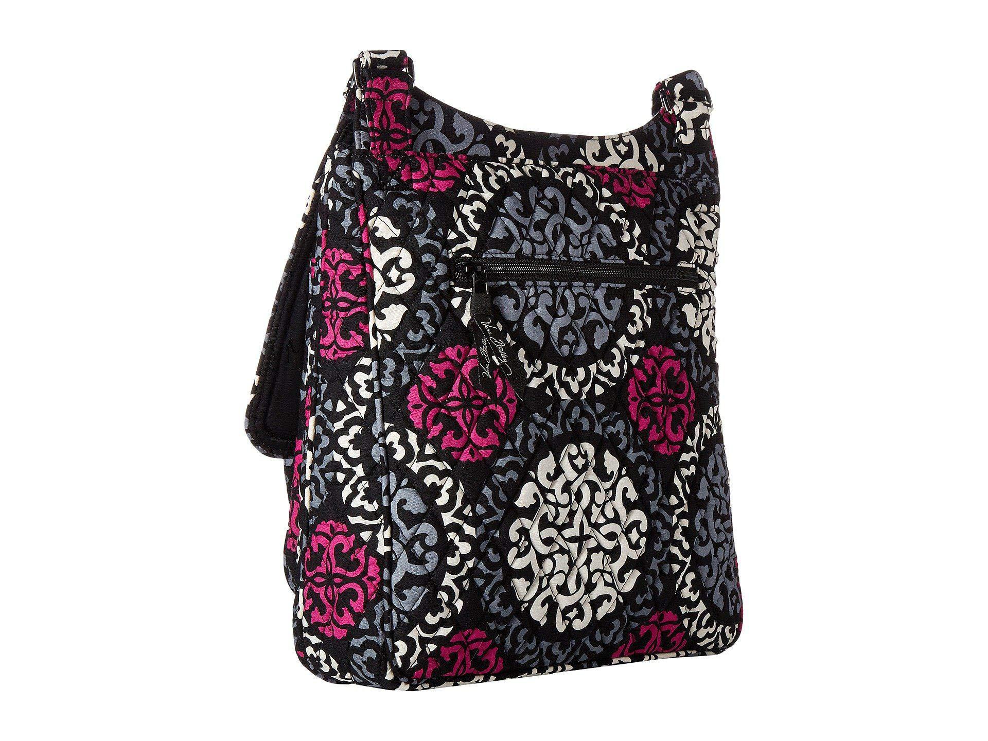 Vera Bradley Women's Signature Cotton Mailbag Crossbody Purse, Dream  Tapestry: Handbags: Amazon.com