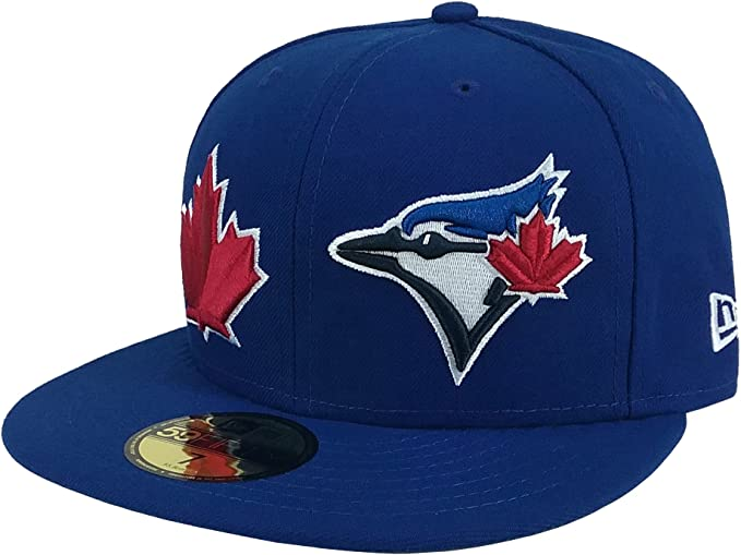 new lifestyle uk cheap sale fast delivery New Era 59Fifty Hat MLB Toronto Blue Jays Heritage Patch'd Up ...