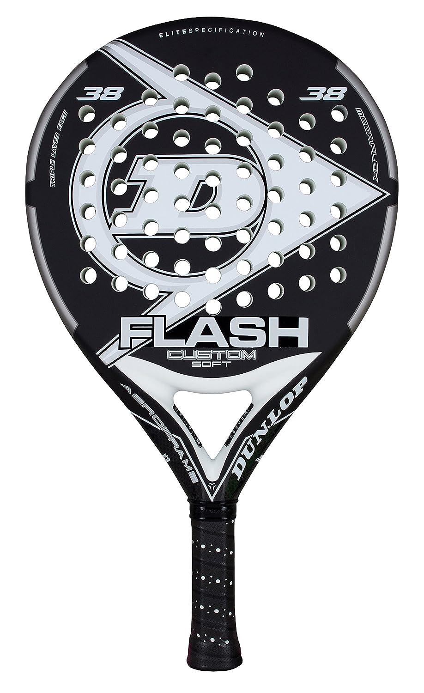 DUNLOP Flash Custom Soft - Pala de pádel: Amazon.es: Deportes y aire libre