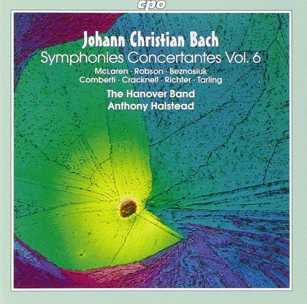 Amazon | J.C.バッハ:協奏交響曲...