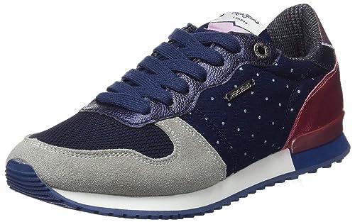 Gable Mujer Tino es Zapatillas Para London Amazon Pepe Jeans YwP7EE