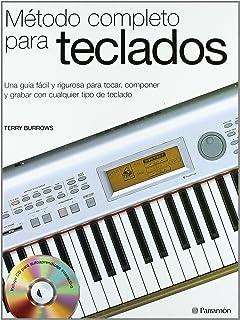 METODO COMPLETO PARA EL TECLADO 1CD (Spanish Edition)