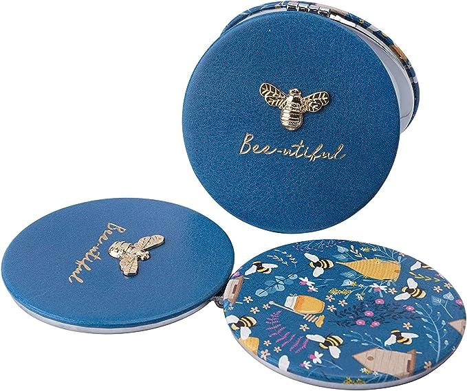 Coin Purse Ladies Handbag GB03884 from CGB Giftwares The Beekeeper Range The Beekeeper Bee Purse in Turquosie