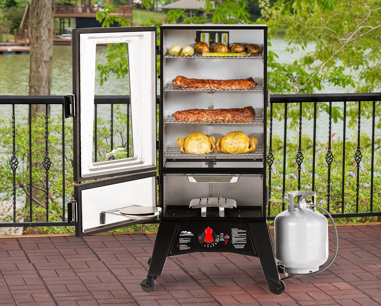 Masterbuilt GS30D Propane 2-Door Smoker