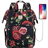 Laptop Backpack,15.6 Inch College School Backpack Laptop Backpack for Women/Girl
