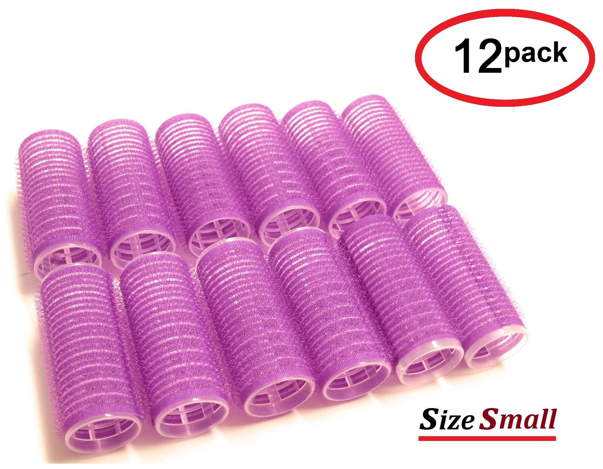 Best Rated In Hair Rollers Helpful Customer Reviews Thread South Bend Wiring Urbhome Small Self Grip Salon Hairdressing Curlers12 Pack Product