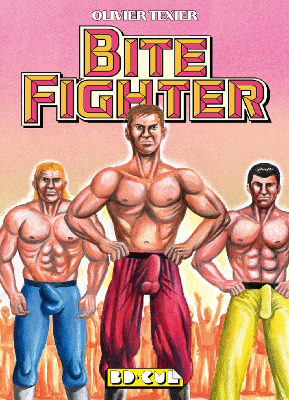 Bite Fighter Album – 9 janvier 2017 Olivier Texier Editions Les Requins Marteaux 2849611972 BD tout public