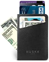 Wallets for Men - Mens Wallets - Slim Front Pocket Card Holder Sleeve - RFID Blocking