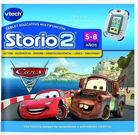 VTech Storio Educational Tablet Set Cars 15.7 x 13.5 x 2.0