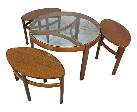 Set Of Mid Century Nesting Tables