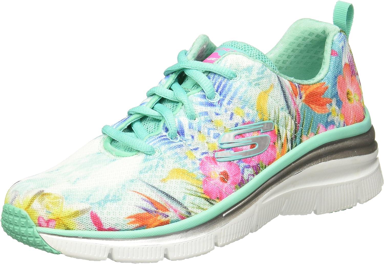 Fit Spring Essential Sneaker,Aqua/Multi