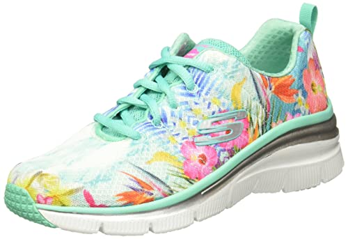 db9317d4082a Skechers Women s Fashion Fit Spring Essential Sneaker