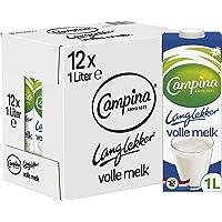 Campina Langlekker Volle Melk 12 x 1 L