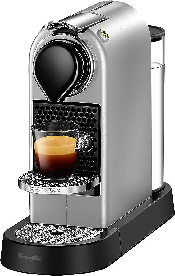 Breville-Nespresso USA BEC620SIL1AUC1 CitiZ Espresso Machine