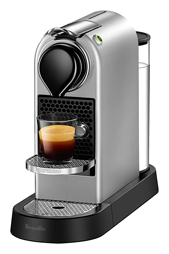 Amazon.com: Nespresso CitiZ Espresso Machine by Breville, Silver ...