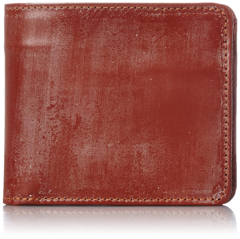 [グレンロイヤル] 二つ折り財布 HIP WALLET WITH DIVIDER 03-6171 B00XBV3BLK  オックスフォードタン