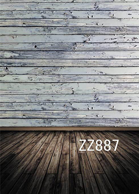Amazon Lb Rustic Wood Backdrop Photography 5x7ft Vinyl Black
