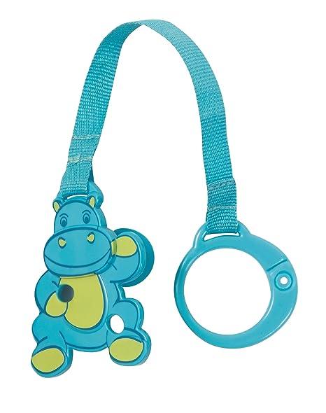 Tigex TG80600878 - Atachupete para bebé de más de 6 meses, diseño hipopótamo