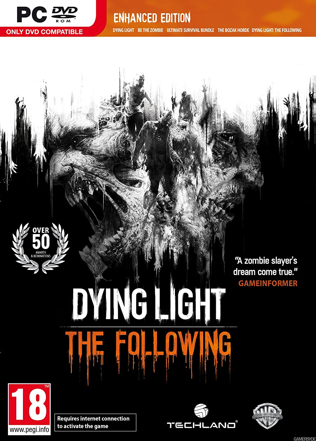 Buy Dying Light   Enhanced Edition (PS4) Online At Low Prices In India |  Warner Brothers Video Games   Amazon.in