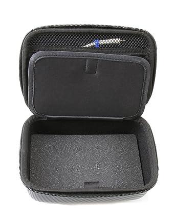 the latest c91ee eb581 Casematix 7 Inch Dual Mod Case Compatble with 2 Moto Z Motorola Mods  Hasselblad Camera, Jbl SoundBoost Speaker, Insta Share Projector, Printer ,  5g , ...