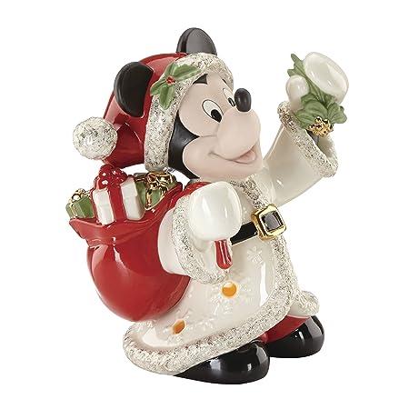 Lenox Classics Disney s Merry Mickey Lighted Figurine
