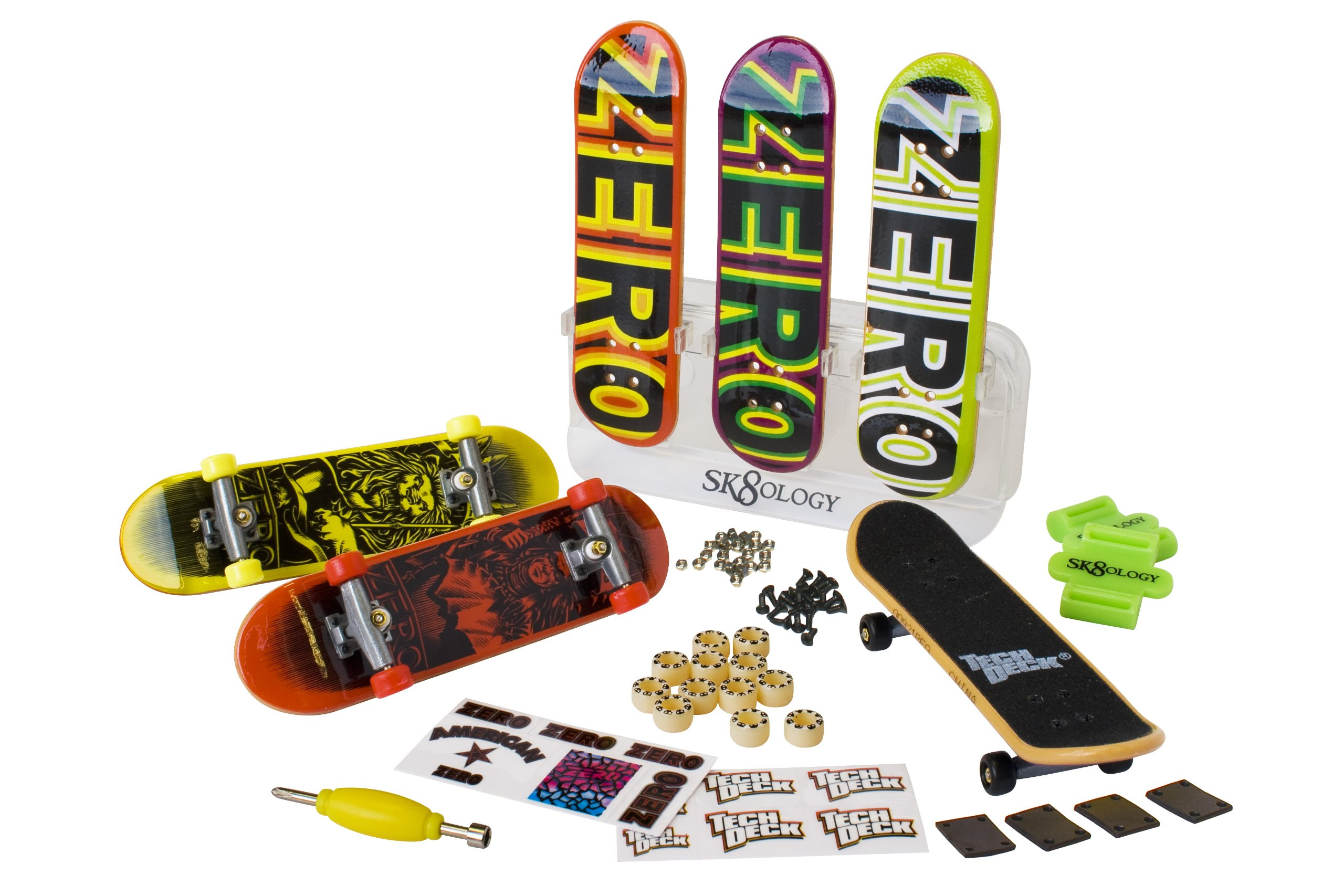 Tech Deck - SK8 Skate Shop Bonus Pack (Styles Vary) (Discontinued by manufacturer) by Spin Master (Image #3)