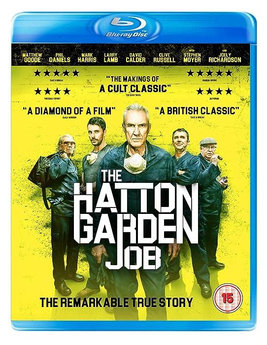 The Best The Hatton Garden Job Film