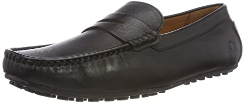 Chatham TOGA Mens Slip On Leather Moccasin Driving Penny Loafers Shoes Brown