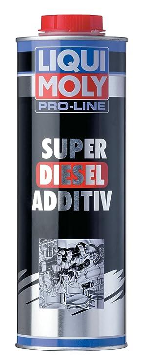LIQUI MOLY 5176 Pro-Line Super Diesel Additiv, 1 L
