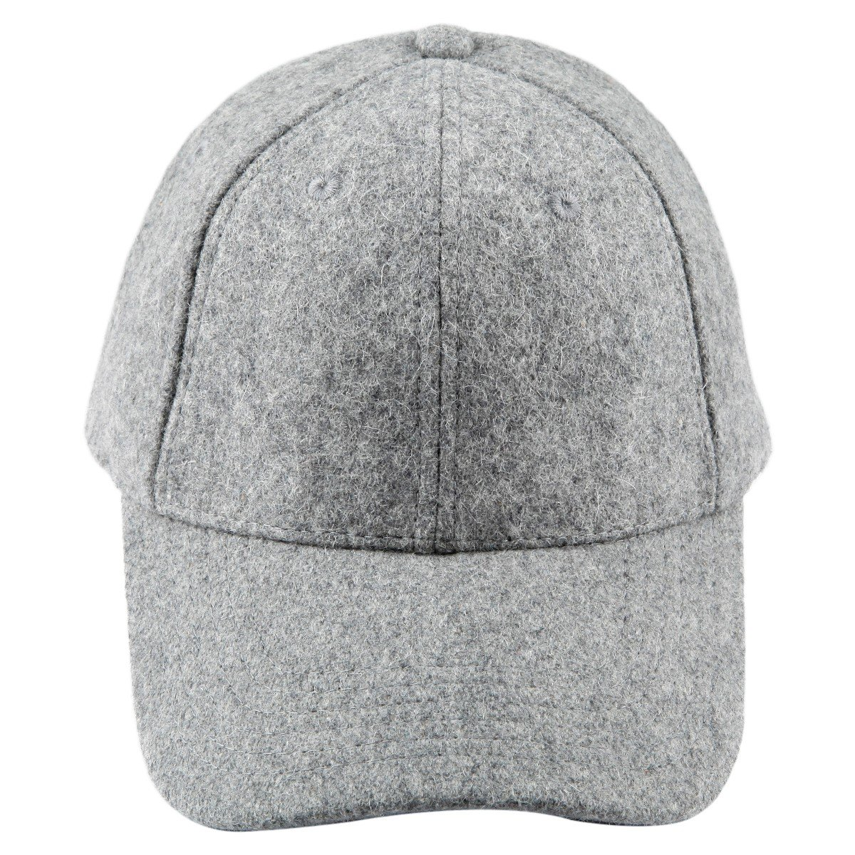 28616ec1 Samtree Unisex Woolen Baseball Cap, Winter Wide Brim Warm Snapback Hat  (01-Dark Grey(Woolen)) at Amazon Women's Clothing store: