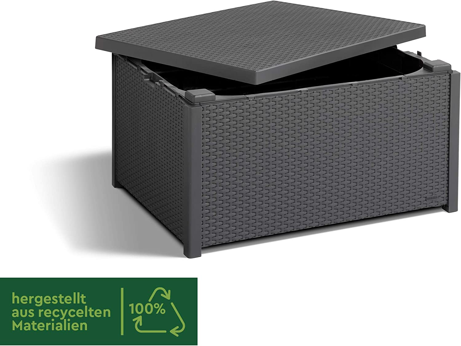 Allibert Arica Outdoor Storage Box - Graphite