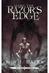 Along the Razor's Edge: an Epic Fantasy (The War Eternal Book 1) Kindle Edition