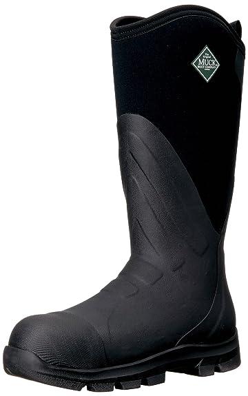 Muck Boot Men's Muck Grit Work Boot Black 10 US/10-10.5 M US