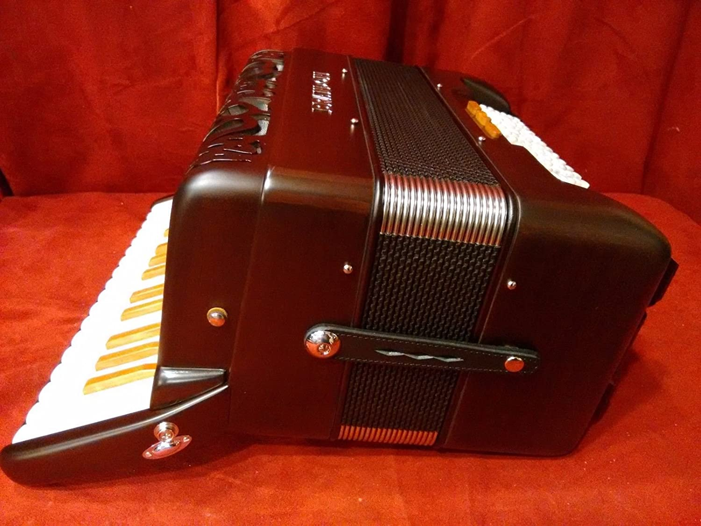 Nueva Brandoni Piano acordeón libertad 65 W madera LMM 30 78 ...
