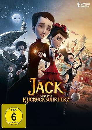 buy online 92c8c 3511b Jack und das Kuckucksuhrherz: Amazon.de: Luc Besson, Soline ...