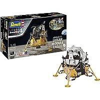 Revell- Apollo 11 Lunar Module Eagle, Escala 1:48