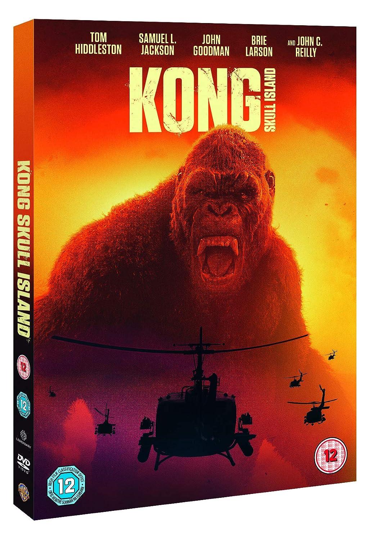 Kong - Skull Island Edizione: Regno Unito Reino Unido DVD: Amazon.es: Cine y Series TV