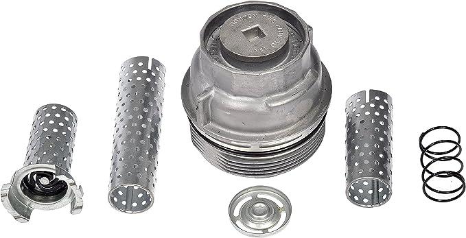 Engine Oil Filter Cover Dorman 917-039cd