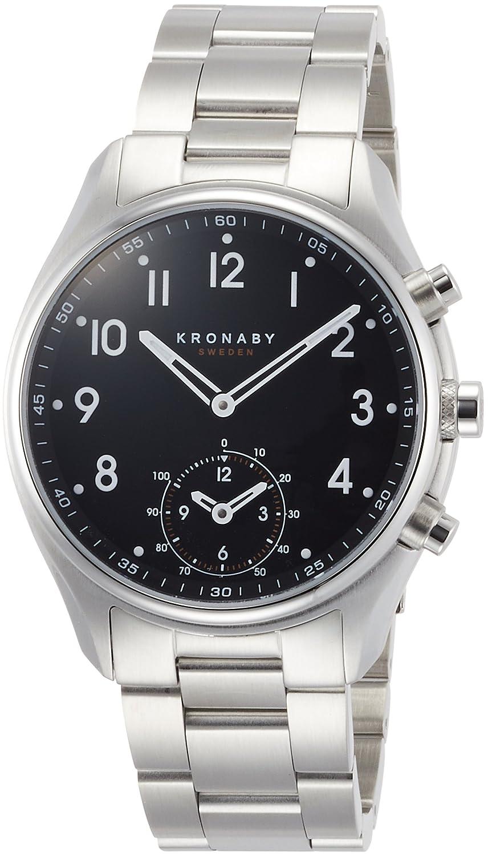[クロナビー]KRONABY 腕時計 クロナビー スマホサポートセット A1000-1911X 【正規輸入品】 B077ZMVPCG