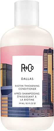 R+Co Dallas Thickening Conditioner, 241ml